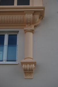 Neubau WDVS-Fassade