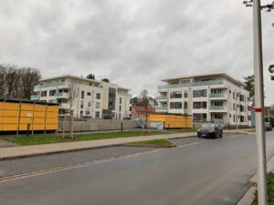Neubau Mehrfamilienhäuser